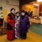de drie Geisha@s nog bij JTL